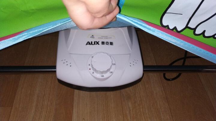 奥克斯(AUX) 干衣机家用烘衣机烘干机双层 干衣机+12升除湿机 晒单图