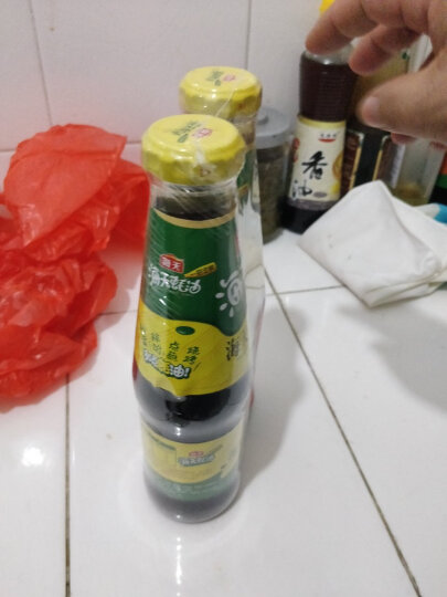 海天 蚝油 上等蚝油 凉拌炒菜火锅烧烤调料 520g*2 中华老字号 晒单图