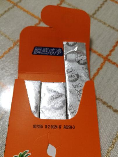 益达(Extra)无糖口香糖清爽西瓜5片13.5g单条装 晒单图