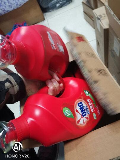 奥妙 除菌除螨洗衣液 3kg*2 浓缩天然酵素 持久留香 家庭必备组套(新老包装 随机发货) 晒单图