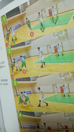篮球基础与战术(全彩图解版) 晒单图
