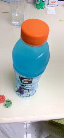 佳得乐 GATORADE 蓝莓味 功能运动饮料 600ml*15瓶 整箱装 百事可乐出品 跑步健身 新老包装随机发货 晒单图