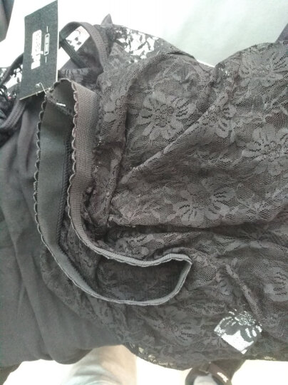 艾舞戈少儿舞蹈服短袖秋季女童形体衣儿童练功服装连体中国考级舞服 黑色-短袖-闭裆 4XL身高135-145cm 晒单图