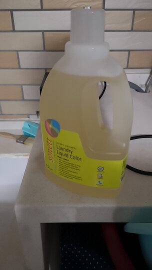 sonett 德国原装进口洗衣液 柔顺去污去渍 无荧光剂 薄荷柠檬 彩色衣物 1.5L 晒单图