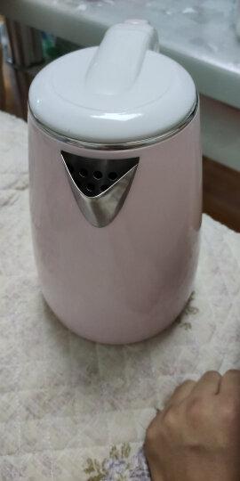 半球(Peskoe)电水壶 304不锈钢电热水壶 1.8L容量 双层防烫烧水壶WZD715 晒单图