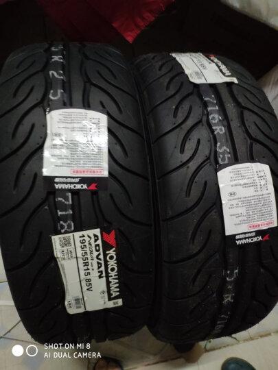 优科豪马 横滨赛车轮胎225/45R17 91W  AD08R 半热熔胎 改装街胎 235/45R17 94W 晒单图