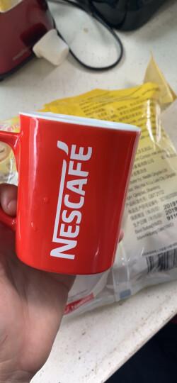 雀巢Nestle咖啡醇品速溶黑咖啡袋装 1.8g*100包 晒单图