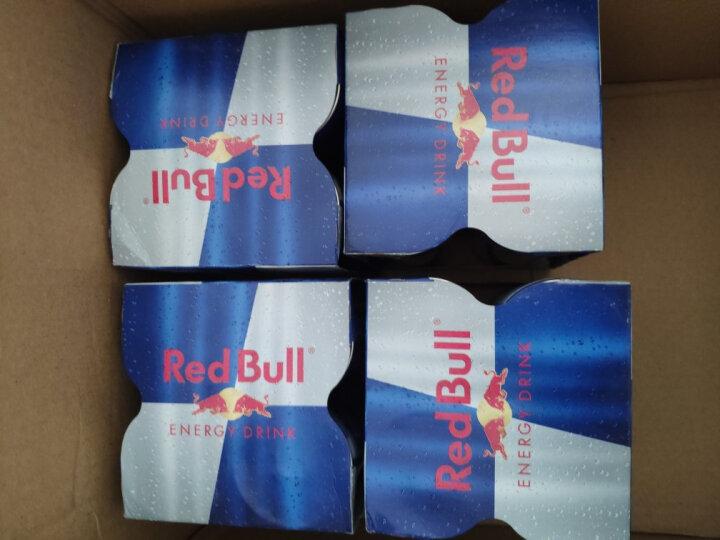 红牛 强化型 维生素功能饮料 250ml*24罐 整箱 晒单图