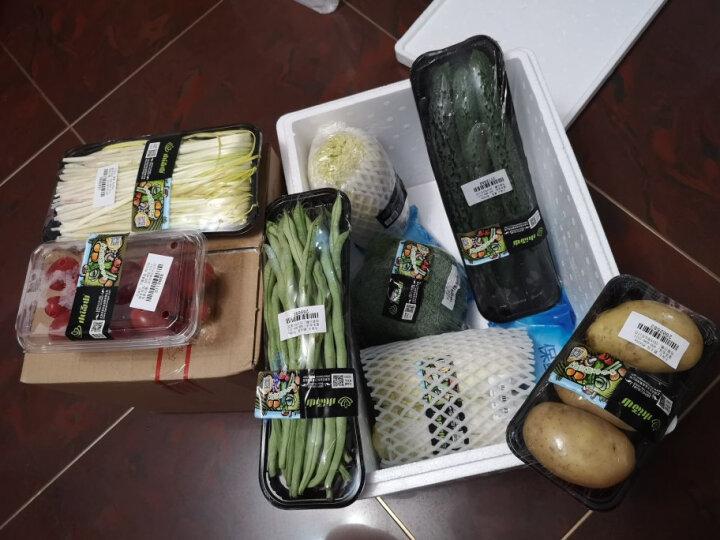 小汤山 芥蓝 约250g 新鲜蔬菜 火锅食材 晒单图