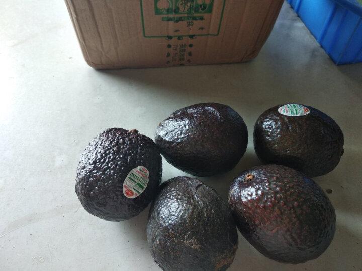 品赞 墨西哥牛油果5个 单果150-170g 进口水果 晒单图