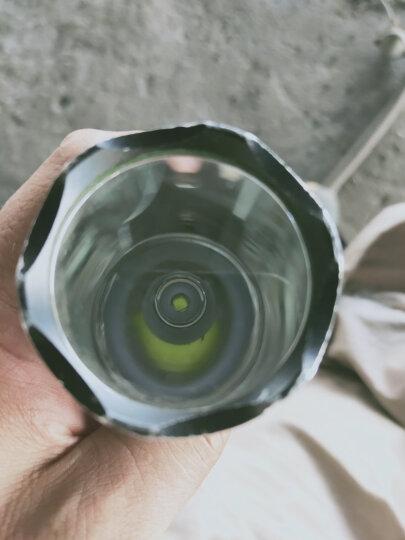 supfire神火强光手电筒专用镜片纳米真空镀膜镜片 39#黄光 晒单图