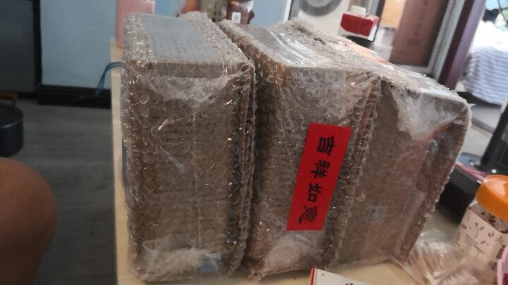 老缪家 茶叶 花草茶 浓香耐泡茉莉花茶叶 茉莉香碧螺 2罐装共400g 送礼品袋 晒单图