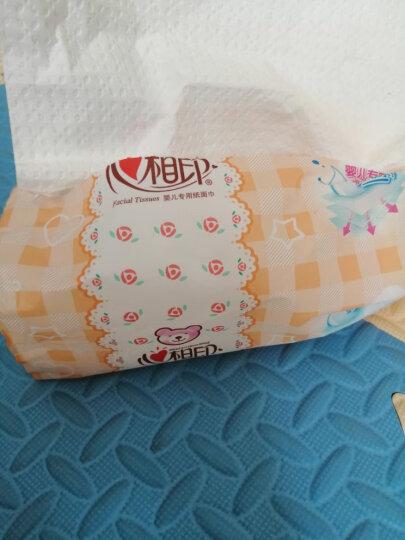 心相印婴儿抽纸 3层120抽面巾纸*18包婴儿纸巾(大规格整箱销售) 晒单图