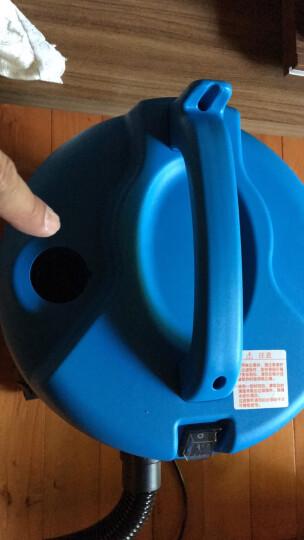 海尔(Haier)吸尘器家用大功率干湿吹三用桶式HC-T3143A 晒单图