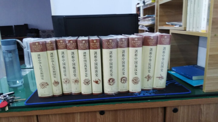 剑桥中国史(全11册) 【荐书联盟推荐】  晒单图