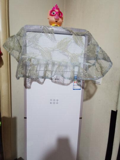 美的(Midea)大3匹 风淳 远距离送风 WIFI智能操控 冷暖立式客厅空调柜机KFR-72LW/WPCD3@ 晒单图
