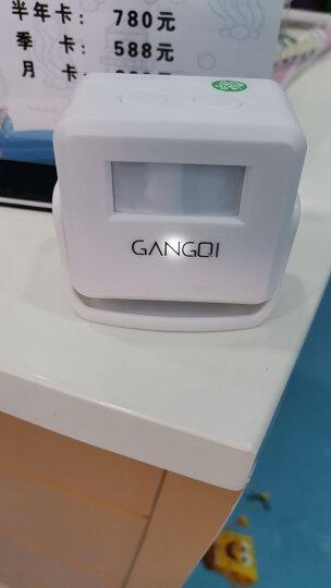 岡祈(Gangqi)GQ02 红外线感应门铃 店铺进门提示欢迎光临感应迎宾器电子红外线防盗报警器家用 晒单图