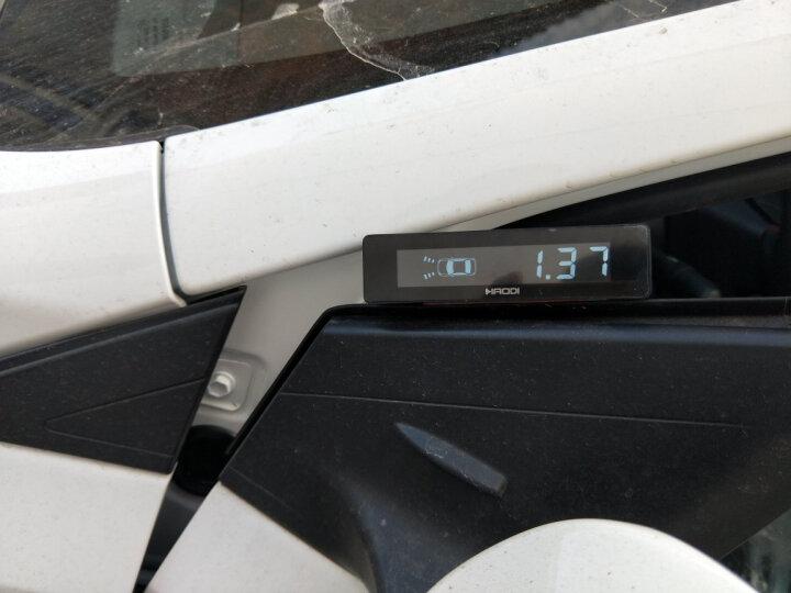 豪迪车悦倒车雷达无线打孔安装468探头有线前后智能速控汽车停泊车通用雷达防撞系统 无线前四后四+不包安装 备注颜色车型年份 晒单图