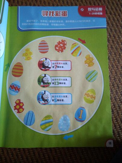 托马斯和朋友宝宝自己读(新版套装共8册) 晒单图