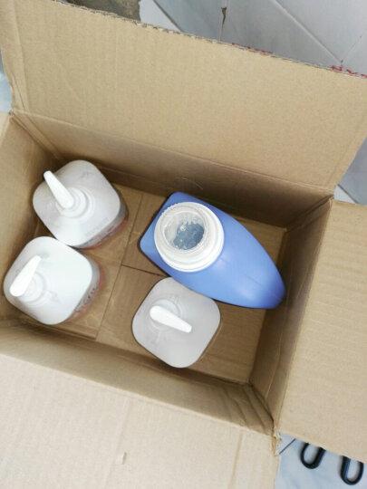 开米(kami)涤王浓缩多功能中性洗衣液 手洗机洗 温和抑菌护理液 1kg 瓶装 晒单图