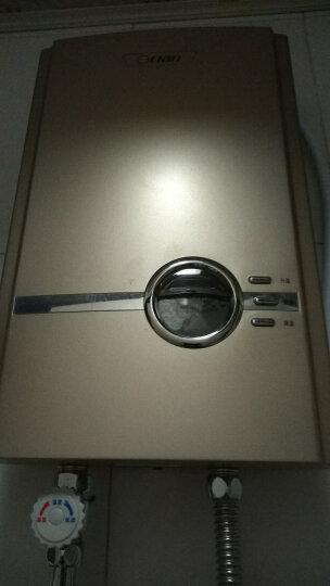 奥特朗(otlan)即热式电热水器 智能恒温 航海钢材 DSF8523-70 7KW【需4平方专线】 晒单图