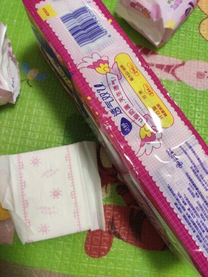 洁婷(ladycare)卫生巾日用夜用超长组合套装透气双U9包54片(240mm30片+290mm8片+420mm4片+180mm12片) 晒单图