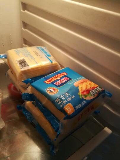 【百吉福旗舰店】百吉福棒棒奶酪芝士片300g(18片)即食生鲜奶油芝士片芝士碎粉 2袋套装 晒单图