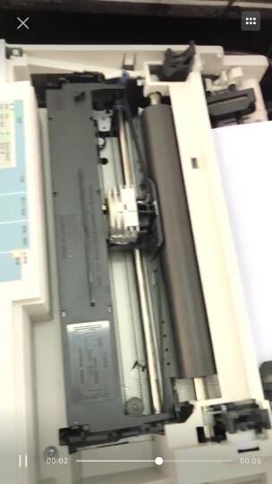 爱普生EPSON LQ-300KH LQ-300K+II滚筒式出库单针式打印机票据报表打印机企业用 LQ-300KH(渠道款,可打印单页A4纸) 套餐二 晒单图