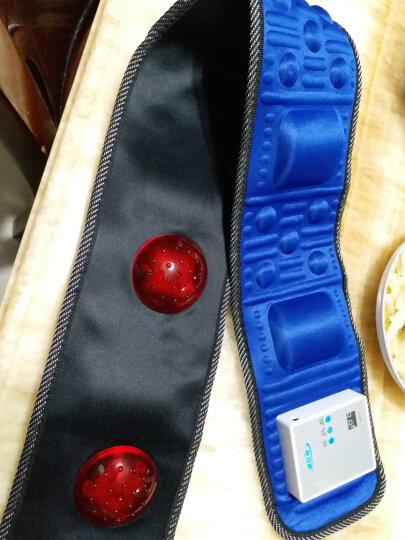 施罗德 甩脂机腰带 抖抖机减肥健身器材收腹减肚子瘦腰瘦腿无线充电震动塑身运动 55种模式 无线智能液晶豪华款 晒单图