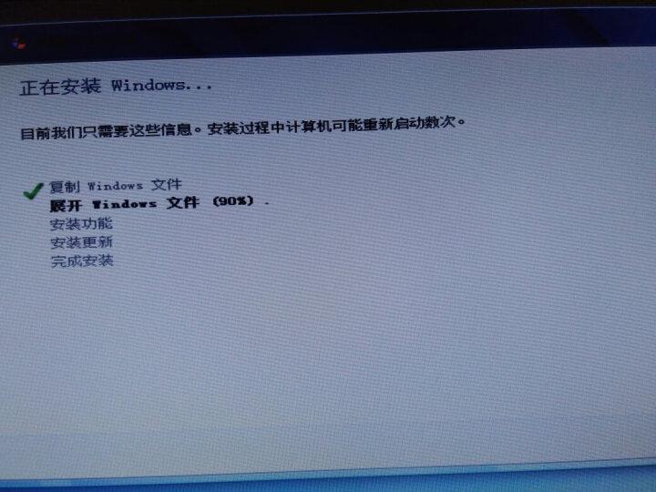 联想(Lenovo) SSD固态硬盘 256GB mSATA接口 SL700固态宝系列 晒单图