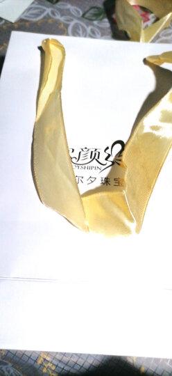 【免费刻字】情侣戒指999纯银开口网红戒指一对紧箍咒对戒学生男女款时尚个性镀白金求婚结婚戒子刻字礼物 臻言情侣一对价 晒单图