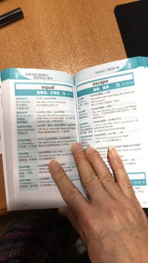 昂秀外语 365天英语口语大全:双速模仿版:日常+交际+职场+出国+旅游+商务英语(套装共6册、扫码赠音频) 晒单图