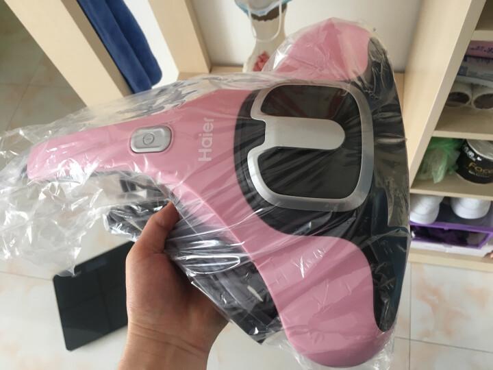 海尔(Haier)吸尘器 ZC401F 家用床铺手持除螨机 紫外线 晒单图