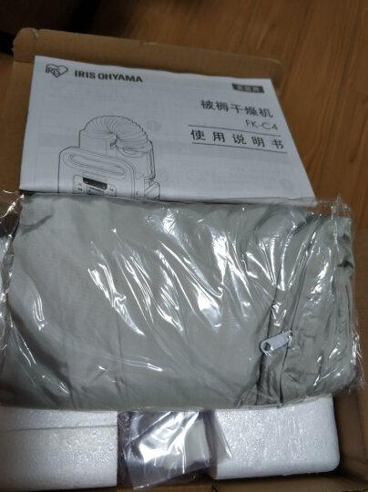 爱丽思(IRIS)烘干机家用干衣机小型婴儿衣物风干烘衣机 单管FK-C1C粉色(配烘鞋架+精油盒) 晒单图