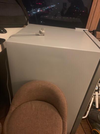 海尔(Haier) 148升分区大抽屉防串味家用立式冷柜 母婴母乳小冰箱冰柜  BD-148DL 晒单图