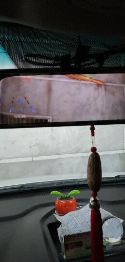 凌度 智能行车记录仪 高清夜视 前后双录双镜头倒车影像流媒体后视镜导航电子狗测速仪一体机 12英寸AR实景导航+64G+3年流量(套餐八) 晒单图