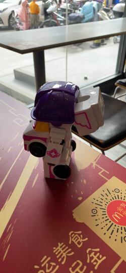 奥迪双钻(AULDEY)超级飞侠益智玩具大变形机器人-小青 儿童玩具男女孩儿童节礼物 710280 晒单图