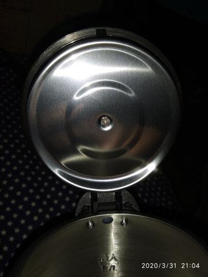 九阳(Joyoung)热水壶烧水壶电水壶1.7L大容量304不锈钢优质温控 家用电热水壶JYK-17C15【邓伦推荐】 晒单图