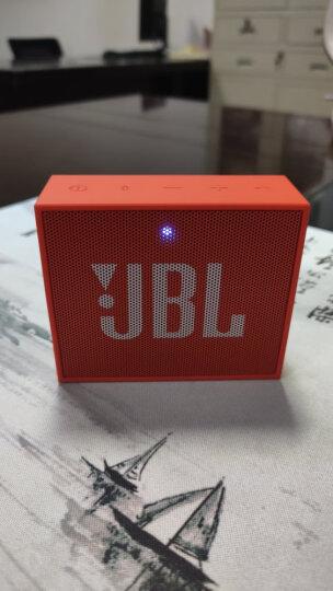 JBL GO 音乐金砖 便携式蓝牙音箱 低音炮 户外音箱 迷你小音响 可免提通话 儿童在线学习 居家教育 活力橙 晒单图