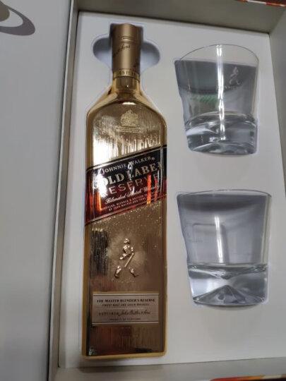 尊尼获加(JOHNNIE WALKER)洋酒 金方 金牌礼盒装 苏格兰进口珍藏调配威士忌750ml洋酒礼盒 晒单图