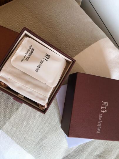 周生生 CHOW SANG SANG 黄金耳钉足金心形耳环送礼 68738E 1.4克 晒单图