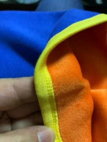 南极人Nanjiren 儿童内衣男女童黄金绒暖甲秋冬内衣套装中大童学生加绒加厚秋衣秋裤 一体加绒-西瓜红 140建议身高120-130cm 晒单图