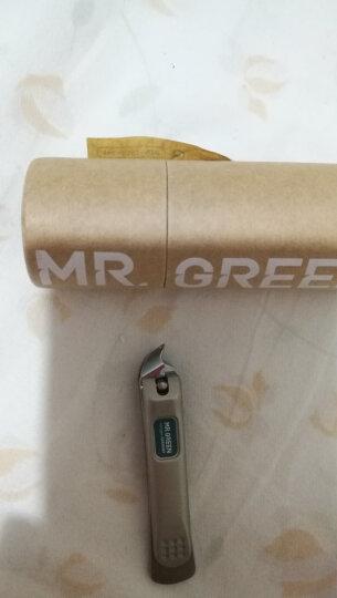 Mr.Green  斜口指甲刀指甲钳指甲剪不锈钢倒刺 修死皮剪 M-1115plus 晒单图