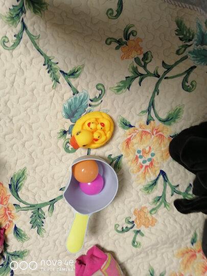 好孩子(gb) gb好孩子婴儿浴盆宝宝洗澡盆坐卧两用大号浴盆 黄色浴盆+浴架+十字浴网+洗浴大礼包 晒单图