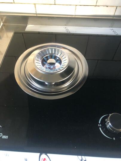 迅达(XUNDA) 燃气灶嵌入式天然气液化气煤气双灶 不锈钢节能猛火灶 黑晶钢化玻璃面板DS205 天然气 晒单图