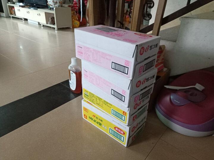 韩国进口 宾格瑞(BINGGRAE)香蕉味牛奶饮料 200ml*24 晒单图