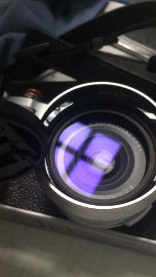 JJC 40.5mm镜头盖 适用索尼16-50镜头SONY A6500 A6400 A6300 A6100 A6000 A5100L A5000微单相机SELP1650 晒单图