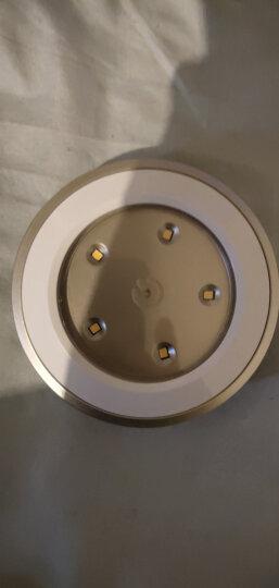 朗美科(lightmates)电池节能小夜灯婴儿喂奶灯橱柜展柜拍拍灯床头卧室氛围灯LED起夜小灯 晒单图