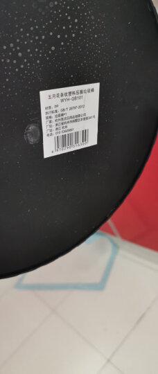 五月花 垃圾桶 塑料垃圾篓 家用环保清洁桶创意纸篓卫生桶 GB110 晒单图