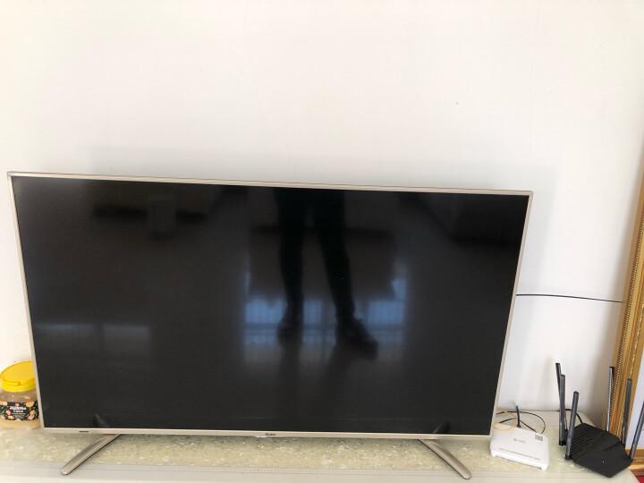 海尔 (Haier)LS65A51 65英寸 4K超高清 人工智能 语音遥控 金属边框LED纤薄液晶电视16G大内存 晒单图